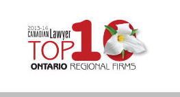 Pallett Valo Selected by Peers as a Top Ontario Regional Firm