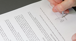 Why You Should Sign the Landlords Standard Form Lease