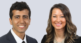 Pallett Valo Welcomes Two New Commercial Litigation Lawyers: Dina Milivojevic and Karan Khak
