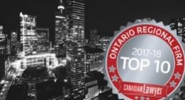 Pallett Valo Ranks Top 3 in Canadian Lawyers Top 10 Ontario Regional Firms Survey