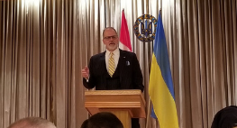 Strengthening of Canada-Ukraine defence and security relations