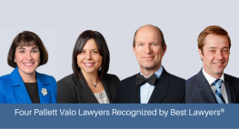Four Pallett Valo Lawyers Recognized by Best Lawyers®
