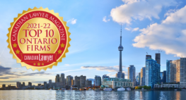Making It Through a Tough Year: Top 10 Ontario Regional Firms for 2021